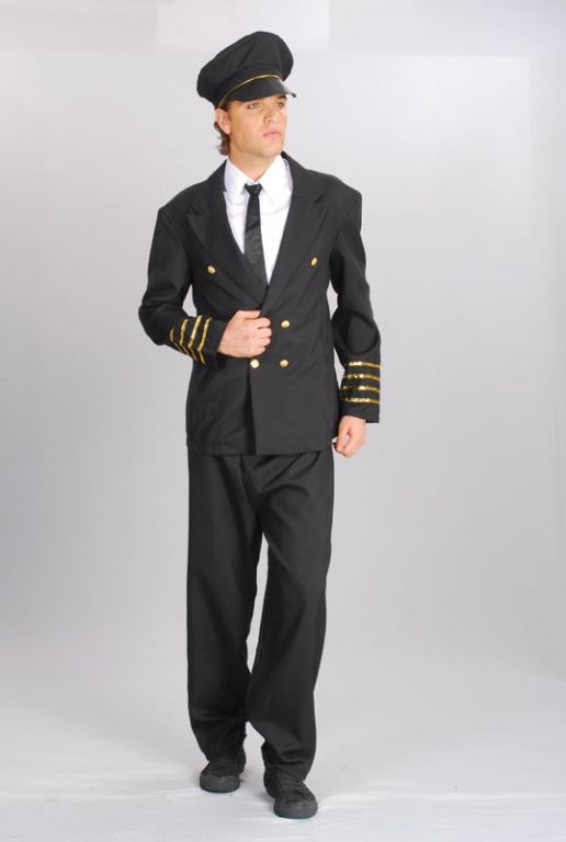 Airline Pilot Costume £21.99 : Direct 2 U Fancy Dress Superstore. Fancy Dress & Accessories For The Whole Family.http://direct2ufancydress.com/airline-pilot-costume-p-1503.html