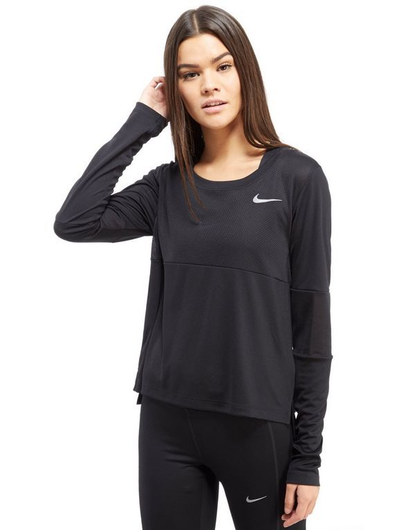 Nike City Long Sleeve Running Top