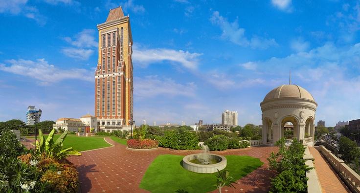 Panorama view of ITC Grand Central, Mumbai