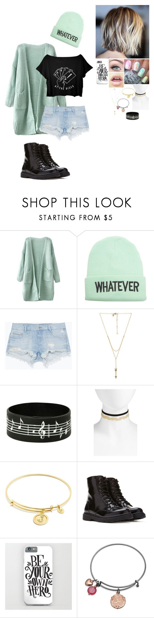 """Jamie #7"" by alexishambleton on Polyvore featuring mode, Wet Seal, Zara, Rebecca Minkoff, BP., Chrysalis, Forever 21 et BillyTheTree"