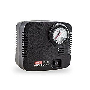 This Portable Air Compressor Pump Tire Inflator at $35.99 from AUTO_VOX is HONESTLY the BEST portable air compressor I've ever used! It is SO powerful & fast! With costs exceeding 50¢, it will pay for itself in no time. How often do you go to get on your bike or go to pass a ball - and the're flat? This compressor will have it back in shape in no time at all. Every home needs one! #AUTO_VOX 300 PSI12 DC Portable Air Compressor Pump Tire Inflator...
