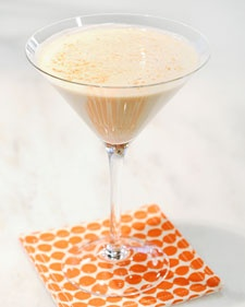 Brandy Alexander - the perfect easy dessert when you're craving something sweet. We want one right now.