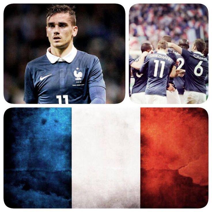 Antoine Griezmann and France!!!