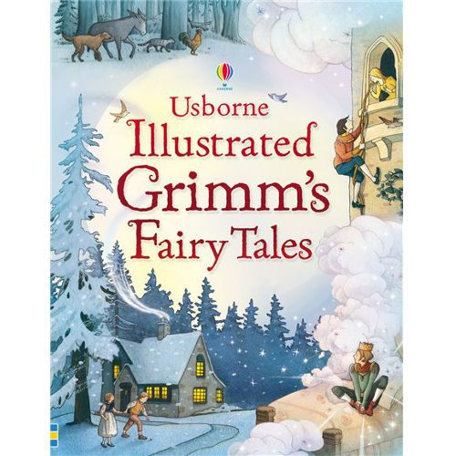 usborne-illustrated-grimms-fairy-tales