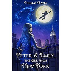 17-year-old Emily Beckett is exactly where she doesn't want to be: stuck at home with brother while her friends are out celebrating the end of the summer.  But then, a boy appears on the balcony outside Emily's room. He's dressed in green, and says his name is Peter Pan. He's there for one reason: he's looking for someone to have an adventure with.  And with that, Emily is off, whisked to the world of Never Land, a place filled with sailing ships, tropical islands, pirates, mermaids…