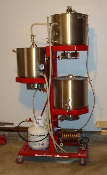 More Beer's Gravity Beer Sculpture - Home Brew Forums