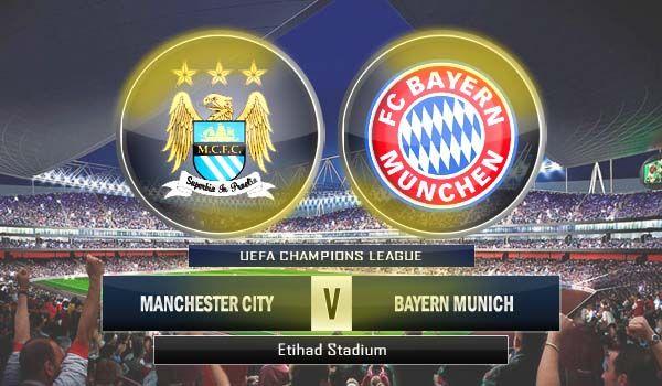 Agen Bola : Prediksi Manchester City Menghadapi Bayern Munich, Grup E Liga Champions (26/11) Dini Hari