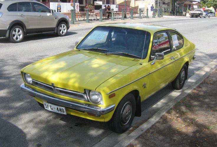 1974-1987 Isuzu Gemini Coupe (First Gen)