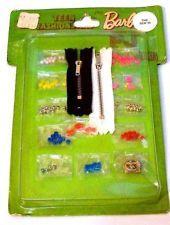 1970 TEEN FASHION PAKS BARBIE PJ CHRISTIE & JULIA Vintage Barbie AccesSories MOC