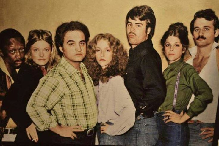 SNL, Saturday Night Live, 1970's