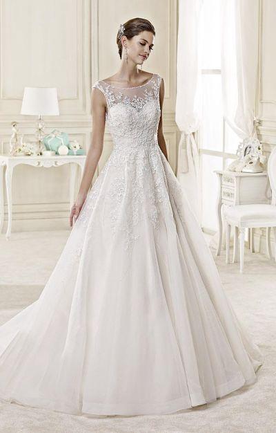 Итальянские Свадебные платья. Коллекция Nicole — Николь 2015 | Milan Style Guide
