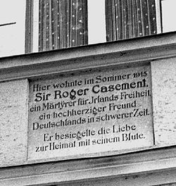 Roger Casement - Wikipedia, the free encyclopedia
