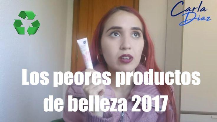 Los peores productos de maquillaje | Productos que no volvería a comprar #maquillaje #review #peoresproductos