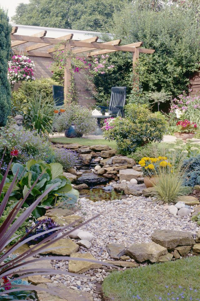 1000 images about gardens and gardening tips on pinterest gardens best chicken coop and - Tips using rock landscaping ...