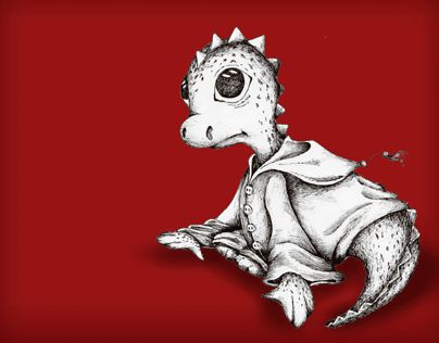 """Check out new work on my @Behance portfolio: """"Meet Sneezy..."""" http://be.net/gallery/31208401/Meet-Sneezy"""
