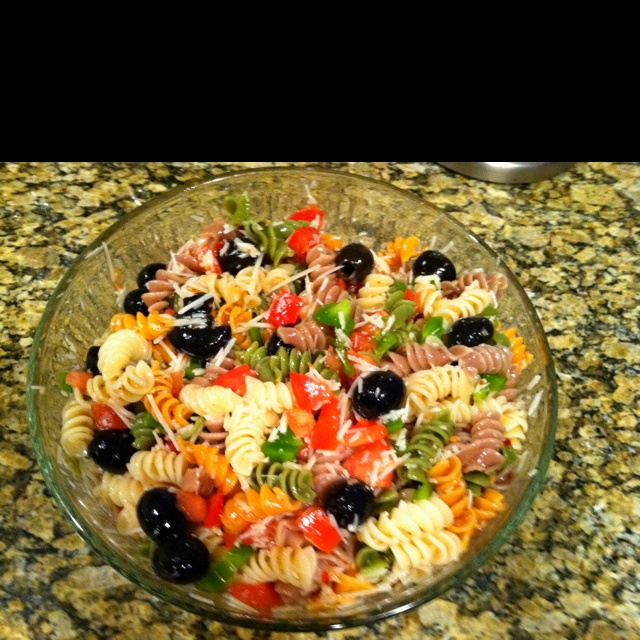 Easiest and best pasta salad ever recipes pinterest for Best summer pasta salad recipes ever