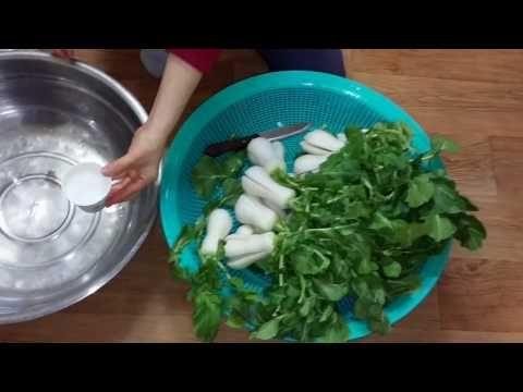 고추장아찌 담그는법 - 간장을 끓이면 맛이 없어요. Korean traditional food :: Pepper Pickle - YouTube