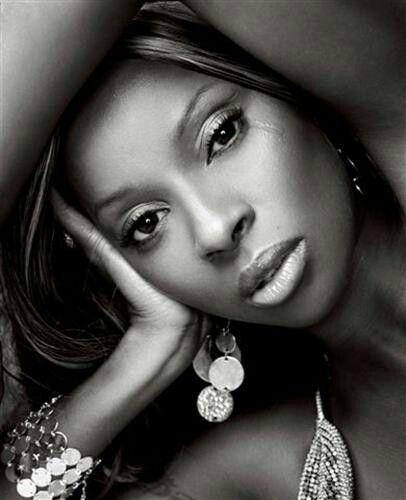 Mary J. Blige. Love her older music