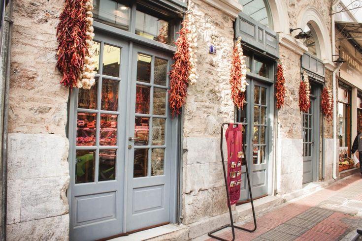 Karamanlidika restaurant at Route and Go: Sokratous 1 & Evripidou, 10554, Athens, Greece
