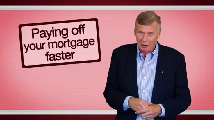 Paul Clitheroe on how to pay off your mortgage faster