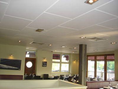 Reliable Acoustic Ceiling Panels for Restaurants