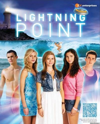 lightning point - surfing alien girls. Umm, who knew that could be so entertaining? Another thanks to Australia for fun teen entertainment.