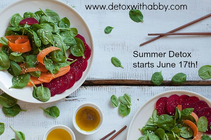 Early Bird Pricing Ends tomorrow June 2nd! What are you waiting for?  Jump on board and reboot your body in 7 Days!  www.detoxwithabby.com