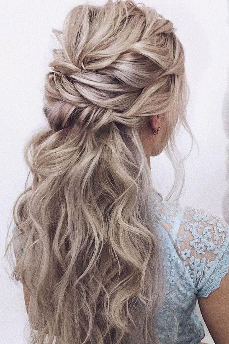 30 Brilliant Prom Hair Ideas Du vil blive forelsket