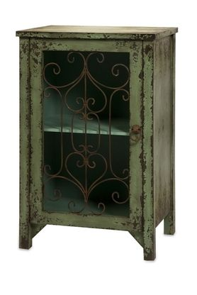 94 Best Vintage Green And Metal Cabinets Images On
