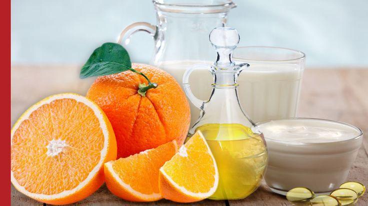 DIY • Orangen-Quark Haarmaske mit Vitamin E