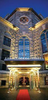 Enjoy Luxury At The Liberty Hotel A Starwood Collection In Boston West