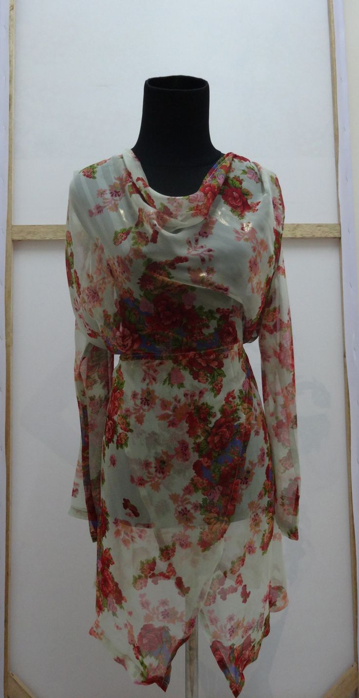 Unieke Bloem Dress, IDR 459.900