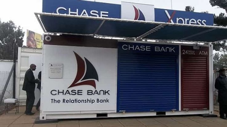 Chase bank to reopen next week, KCB takes it over