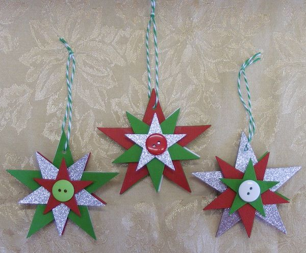 christmas star crafts for kids - Hledat Googlem
