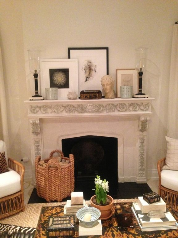 Eclectic Decorating best 10+ eclectic fireplaces ideas on pinterest | brick fireplace