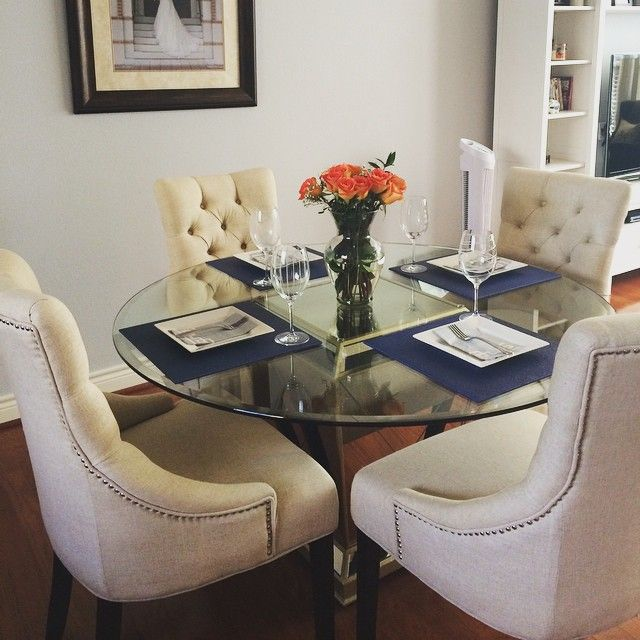34 best Round dining room tables images on Pinterest