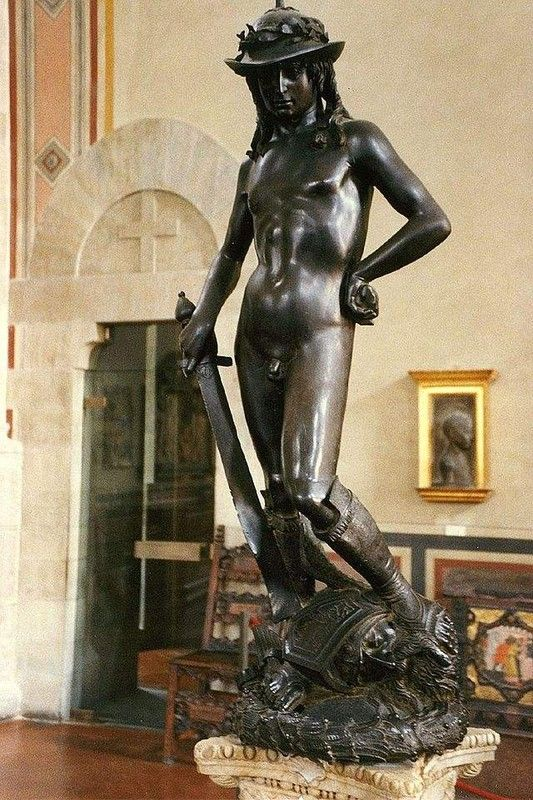 Musée virtuel : Donatello (Donato di Niccolò di Betto Bardi)
