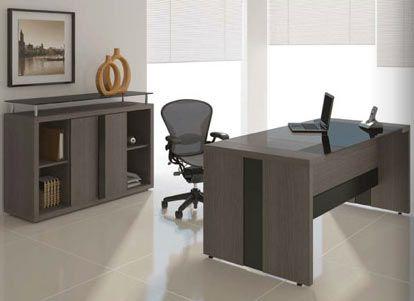 Modelos de escritorios modernos para ejecutivos modelos de for Muebles de oficina modernos argentina