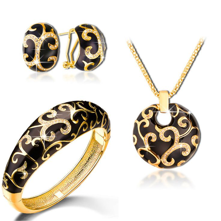 Cheap Jewelry Sets, Buy Directly from China Suppliers:Ninabox Butterfly Necklace 18k Yellow Gold Plated Enamel with Genuine Austrian Crystal Japanese Style Necklace, NAG05107