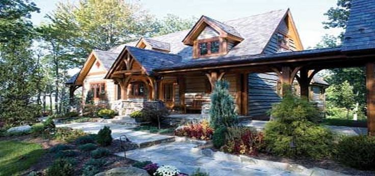 Special characteristics of wooden houses Log homes