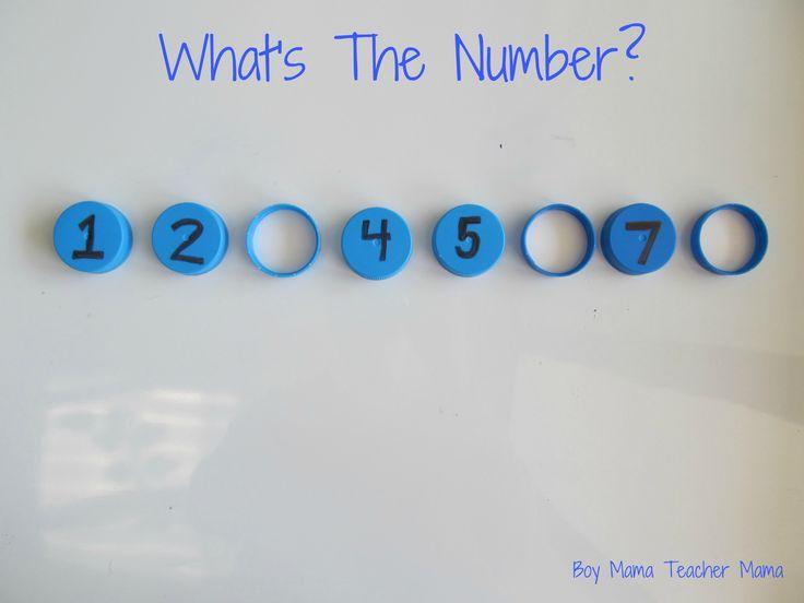 Quin número falta?