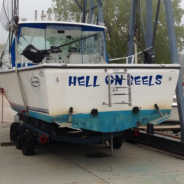 Boat Names SO Puntastic You Wont Believe They Actually Exist - Clever pontoon boat names