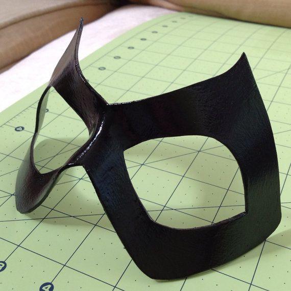 Superhero Mask / Black Cat / Harley Quinn / Batgirl / Stargirl / Free shipping to U.S.! on Etsy, $14.99