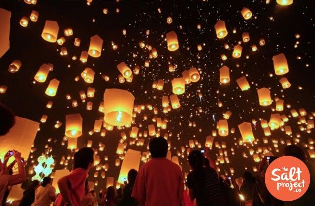 Lantern Fest | Salt Lake City | Adventurin' | The Salt Project | Things to do in Utah with kids