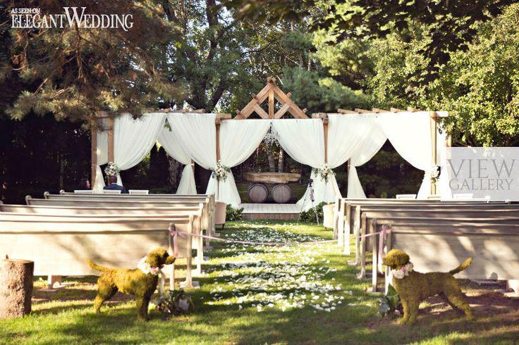 VINTAGE VINEYARD WEDDING AT HONSBERGER ESTATE