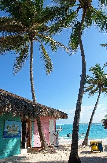 Beach shack!