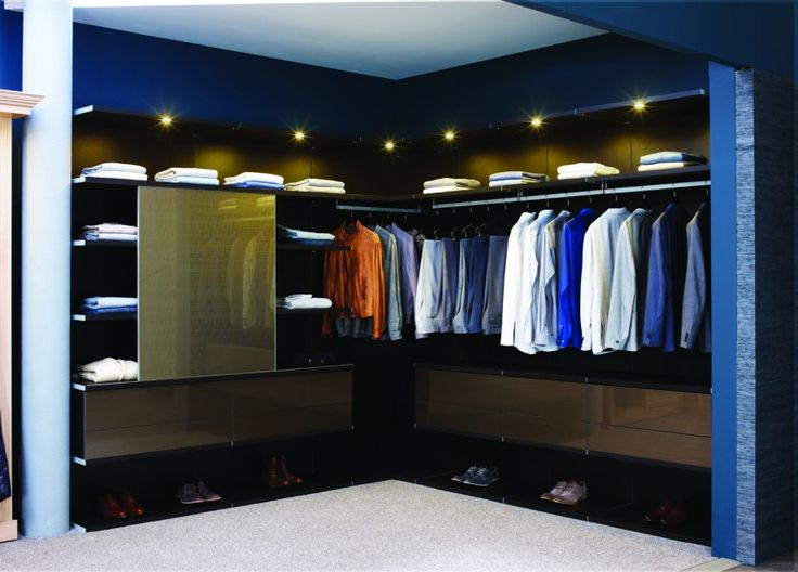 Walk In Luxury Closet Corner Oh For Such Space