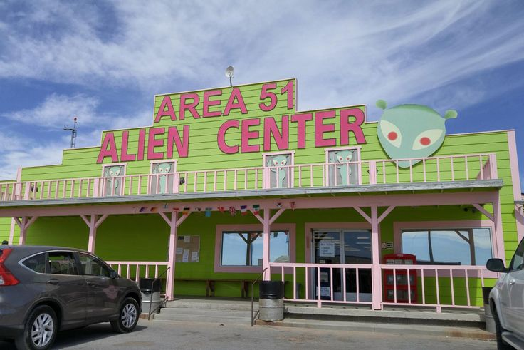 It's a gift shop, diner, gas station, and yes … an alien center (and a brothel too). Area 51 basically has it all. While TripAdvisor reviews rave about the gift shop and diner (no comment on the brothel), the Alien Cathouse is located behind the alien center and offers free tours if you so desire to check it out. Located right next to the World's Largest Firework on Highway 95, you can visit two cheesy tourist attractions in one.