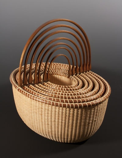 Basket Weaving Nantucket : Best images about antiques collectables on