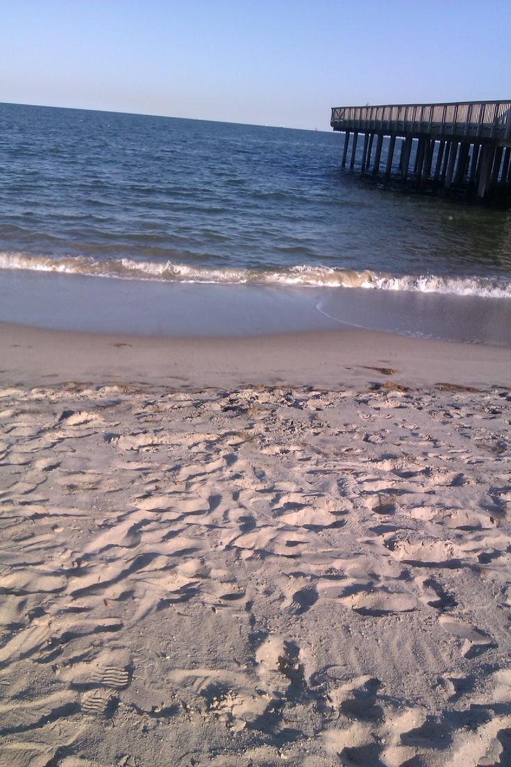 Weather Buckroe Beach Hampton Va
